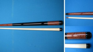 Bubinga Burl Jump Break Cue