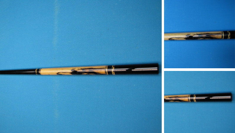 A Mike Gulyassy Custom Cue