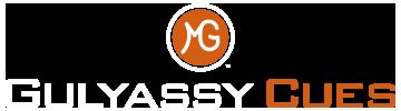 Mike Gulyassy Custom Cues